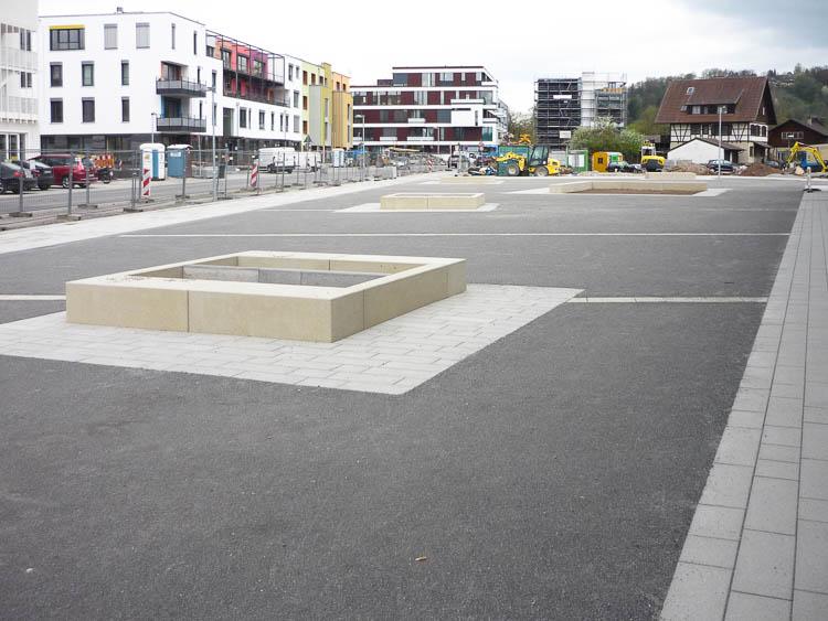 Egeriaplatz Tübingen
