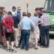 Meisterklasse der Justus-von-Liebig Schule besucht die Firma Seidenspinner