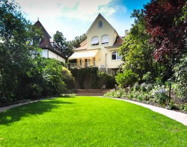 Privatgarten in Stuttgart