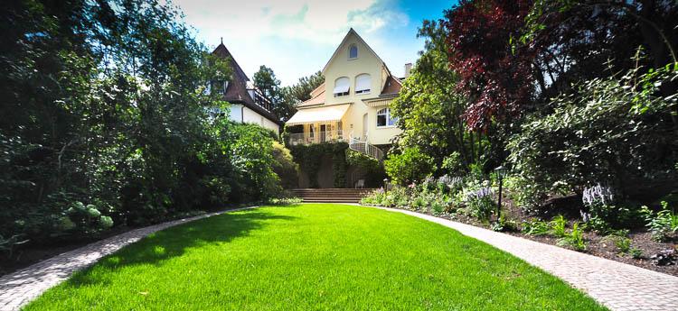 Privatgarten Stuttgart Freudenberg