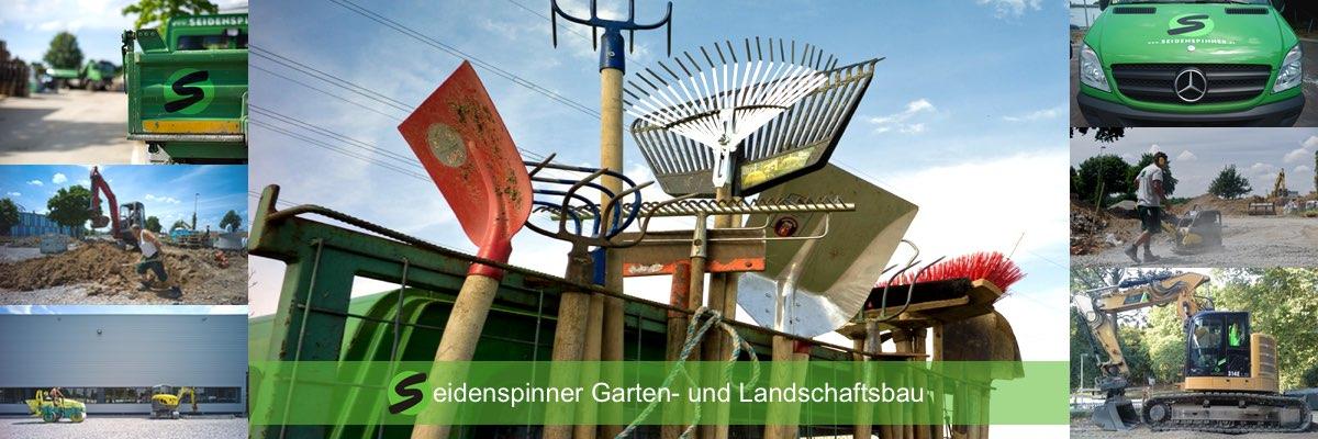 Seidenspinner Garten- und Landschaftsbau GmbH